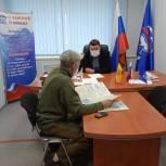 Прием граждан провел депутат Чебоксарского городского Собрания Алексей Пивоваров