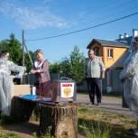 По итогам первого дня голосования в Самарской области на участки пришли 14,84 % избирателей.