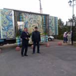 В селе Уйское по случаю открытия пешеходной зоны провели праздник улицы