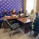В общественной приёмной «Единой России» прошёл Единый день приёма родителей дошкольников