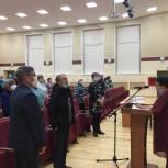 Актив Уйского местного отделения «Единой России» принял участие в отчётно-перевыборной конференции районного Совета ветеранов