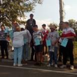 В Курске при поддержке «Единой России» прошли соревнования по автомногоборью
