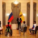 Рязанские спортсмены – участники Летних Олимпийских и Паралимпийских игр в Токио встретились с губернатором
