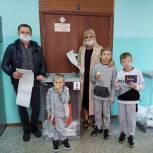 Миссис Россия-2021 проголосовала на выборах в Новокузнецке