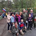 На территории лагеря «Золотой родник» Катав-Ивановского муниципального района прошел субботник