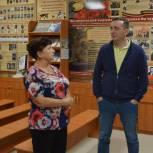 Школьный музей Свободного преобразился благодаря «Единой России»