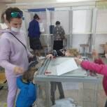 В Волгоградской области многодетные семьи голосуют за будущее подрастающего поколения