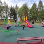 В Чекмагушевском районе появился новый парк