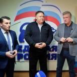 Игорь Васильев: «Единая Россия» подтвердила статус партии-лидера в Кировской области
