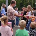 Липецкие общественники присоединились к Всероссийской акции «Помоги пойти учиться»