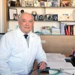 Доктор Румянцев поблагодарил своих избирателей за поддержку