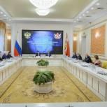 Владимир Нетёсов принял участие в совещании по дальнейшему развитию Каменского района
