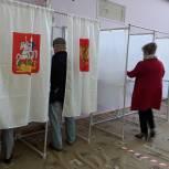 В Московской области стартовал третий день голосования