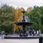 Сквер у ДК им. Ленина в Нижнем Новгороде открыли после благоустройства