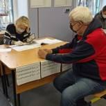 Виктор Сайгин: Голосование  проходит четко и организованно
