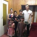 Молодогвардейцы КБР помогли собрать детей в школу