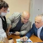 В городском округе Коломна состоялась встреча с жителями Нижнего Хорошова по вопросу газификации
