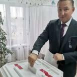 Андрей Гаврилов: Всем участникам предвыборной кампании создали равные условия для конкуренции