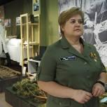 Лариса Казакова: Члены поискового отряда «Поиск-Вездеход» приняли участие в голосовании