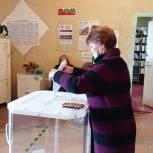 В Пензенской области к обеду третьего дня выборов проголосовали 45,35% избирателей