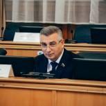 Эдуард Омаров: Победа «Единой России» - это свидетельство поддержки партии