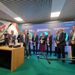 Ключ шифрования результатов онлайн-голосования соединили в Общественном штабе по наблюдению за выборами