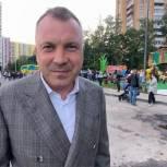 Евгений Попов: новую детскую площадку в районе Фили-Давыдково ждали 2500 жителей