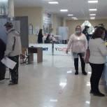 Тамара Андерсон: На участках все продумано для комфортного и безопасного голосования