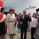 Большеокуловская средняя школа Навашинского округа открылась после капремонта
