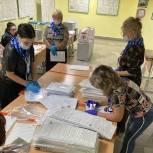 В Октябрьском районе завершилось голосование на больших выборах – 2021