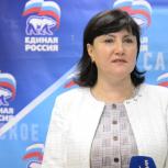 Елена Сазонова: есть желание работать на благо наших жителей