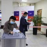 Выборы на избирательных участках в Камчатском крае проходят в штатном режиме