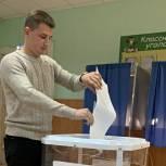 Илья Щербаков: Голосуем за реальные дела