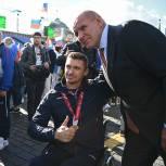 Александр Карелин: Наша команда паралимпийцев смогла собраться и добиться высокого результата