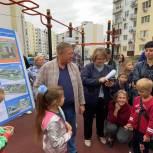 Панков: Необходимо как можно скорей начать строительство школы в Иволгино