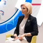 Ольга Баталина: Парламентарии «Единой России» в ближайшие дни внесут законопроект о запрете списания единовременных соцвыплат по кредитам