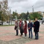 В Пензе почтили память жертв стрельбы в пермском университете