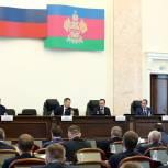 Юрий Бурлачко принял участие в выездном заседании комитета Совета Федерации ФС РФ по аграрно-продовольственной политике и природопользованию