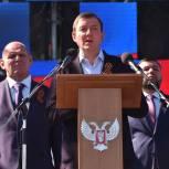Андрей Турчак: Наша позиция неизменна - неотъемлемое право Донбасса не мириться с государственным переворотом