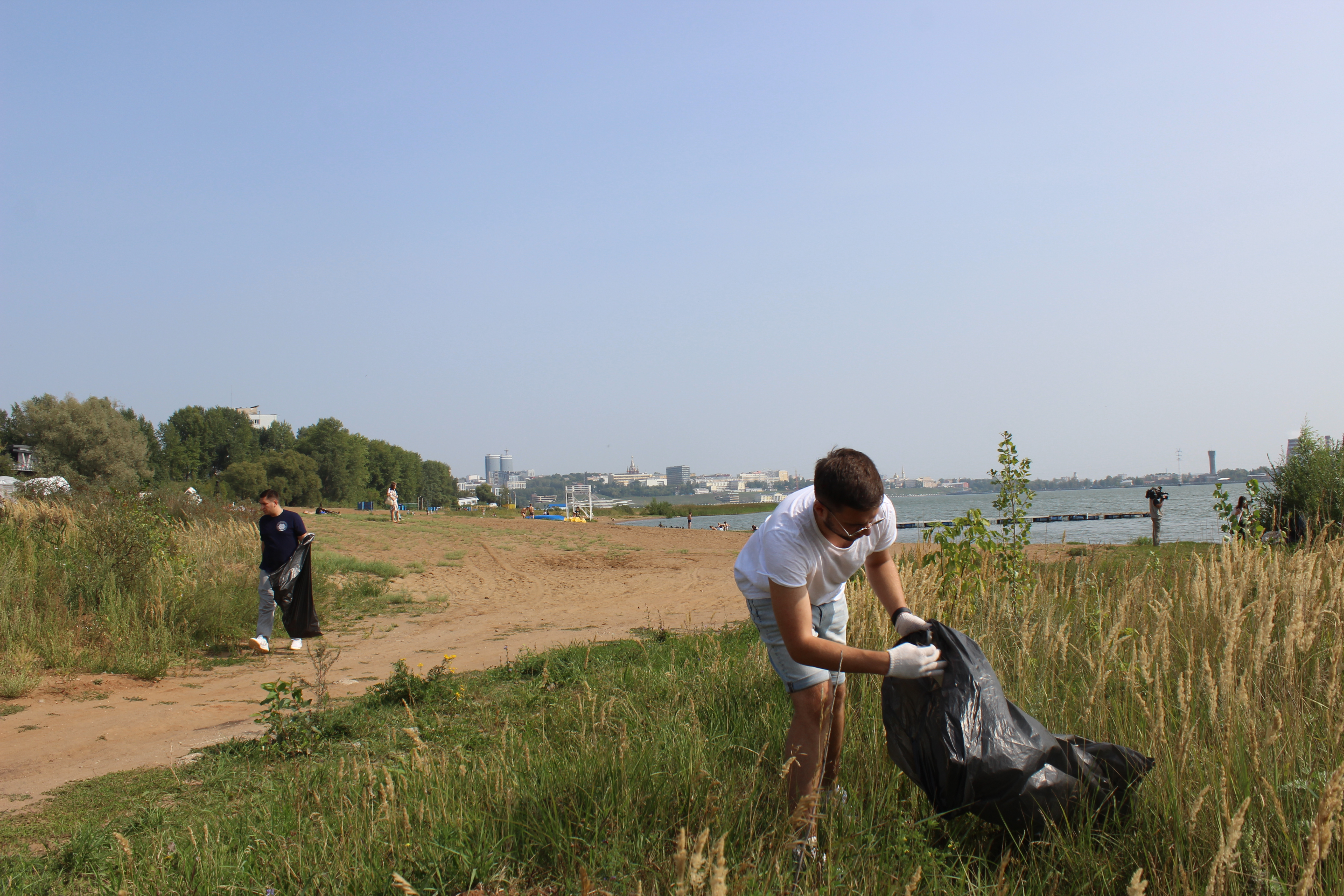 «Дни зеленых действий» проходят в Ижевске