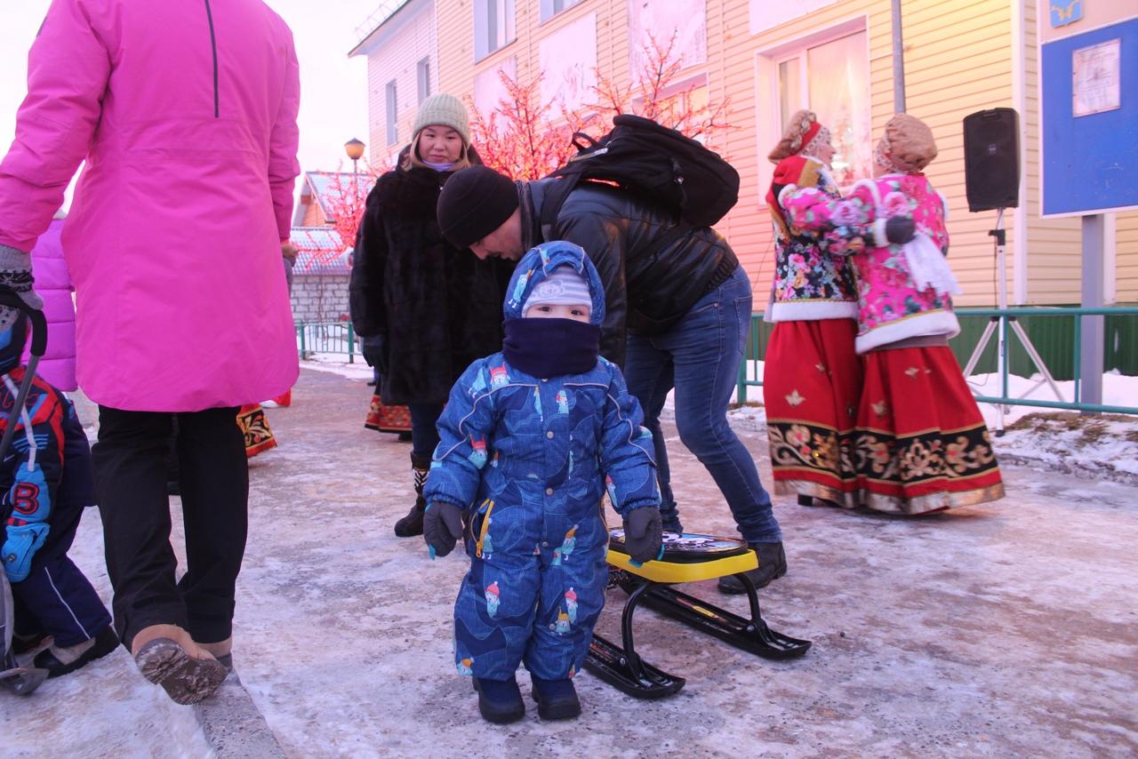 Маленький житель Тельвиски
