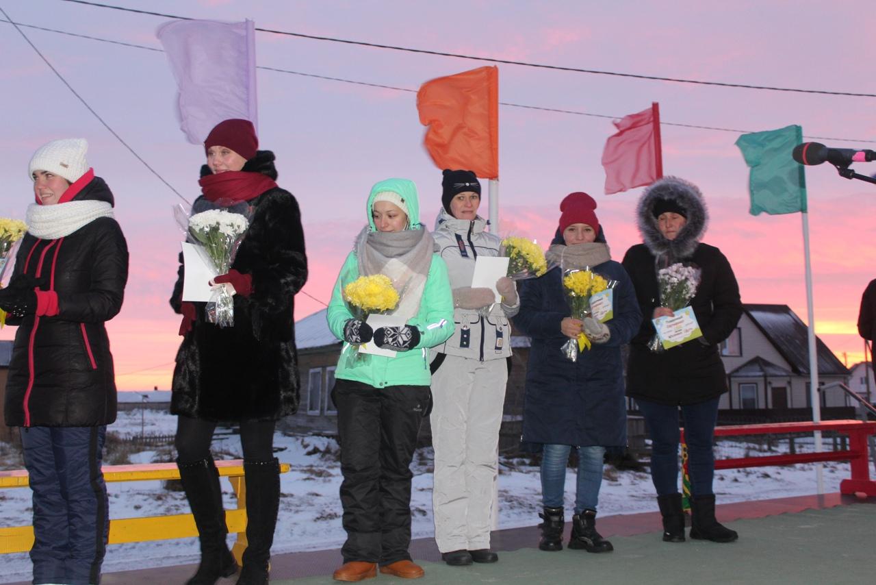 Мамы Тельвиски принимают поздравления