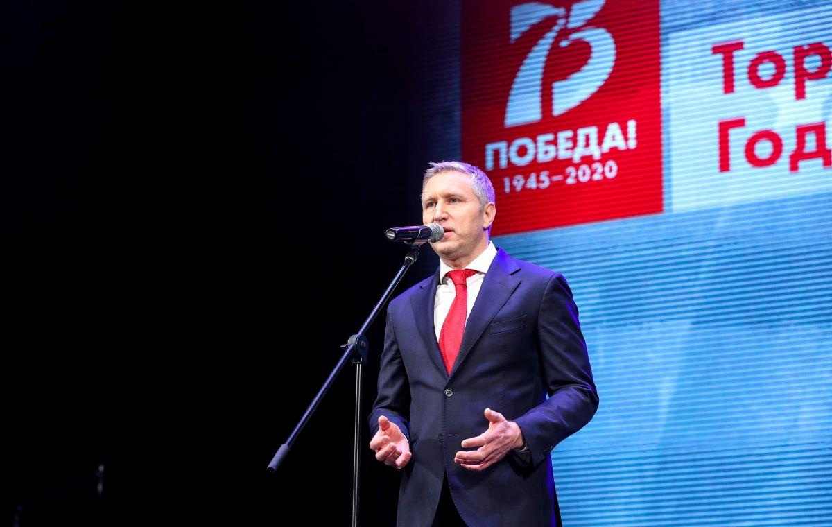 Юрий Бездудный объявил 2021 год Годом добрых дел в НАО