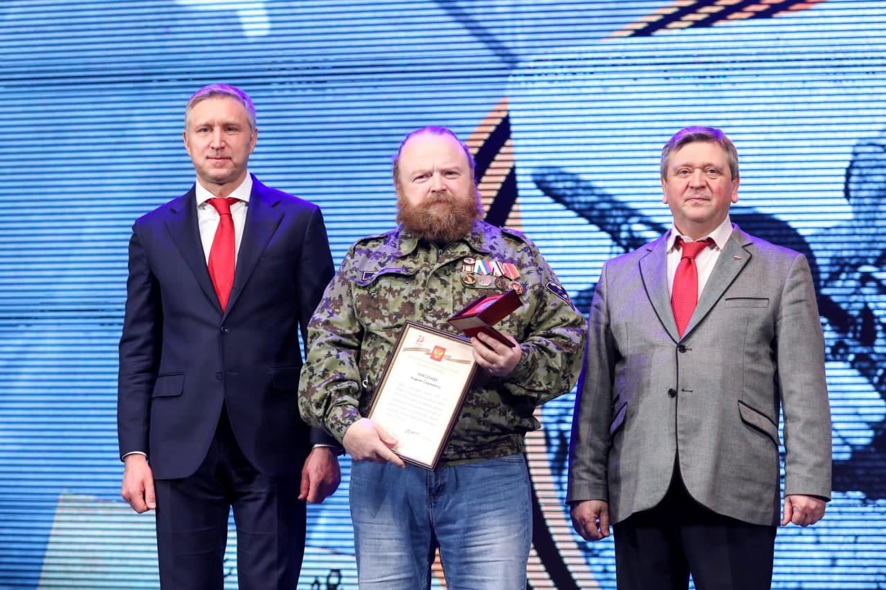 Краевед Андрей Николаев стал одним из героев 2020 года в НАО