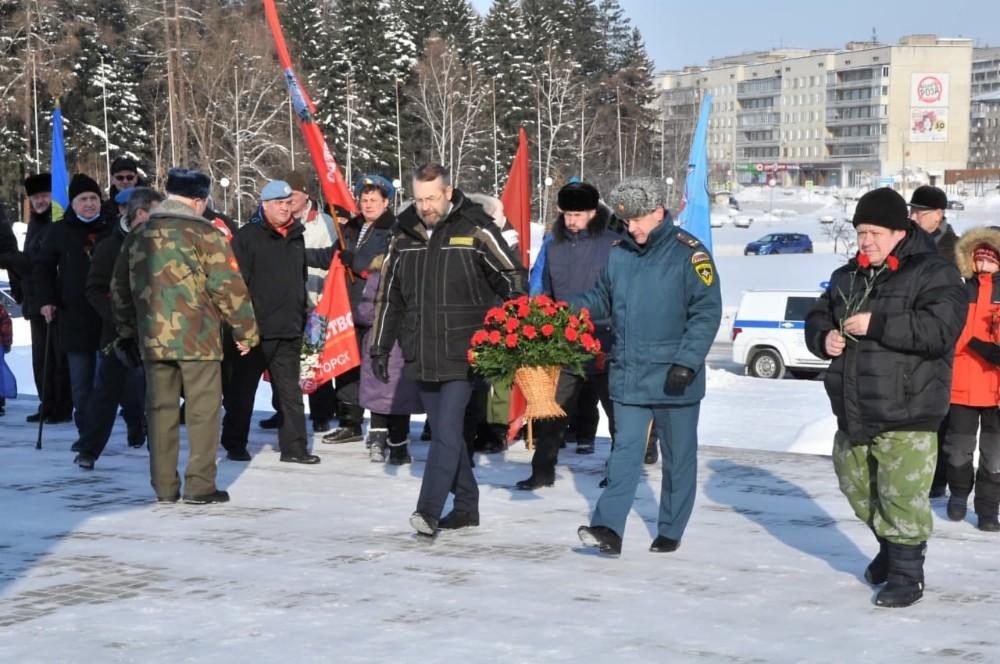 Красноярский край, г. Железногорск, 23 февраля
