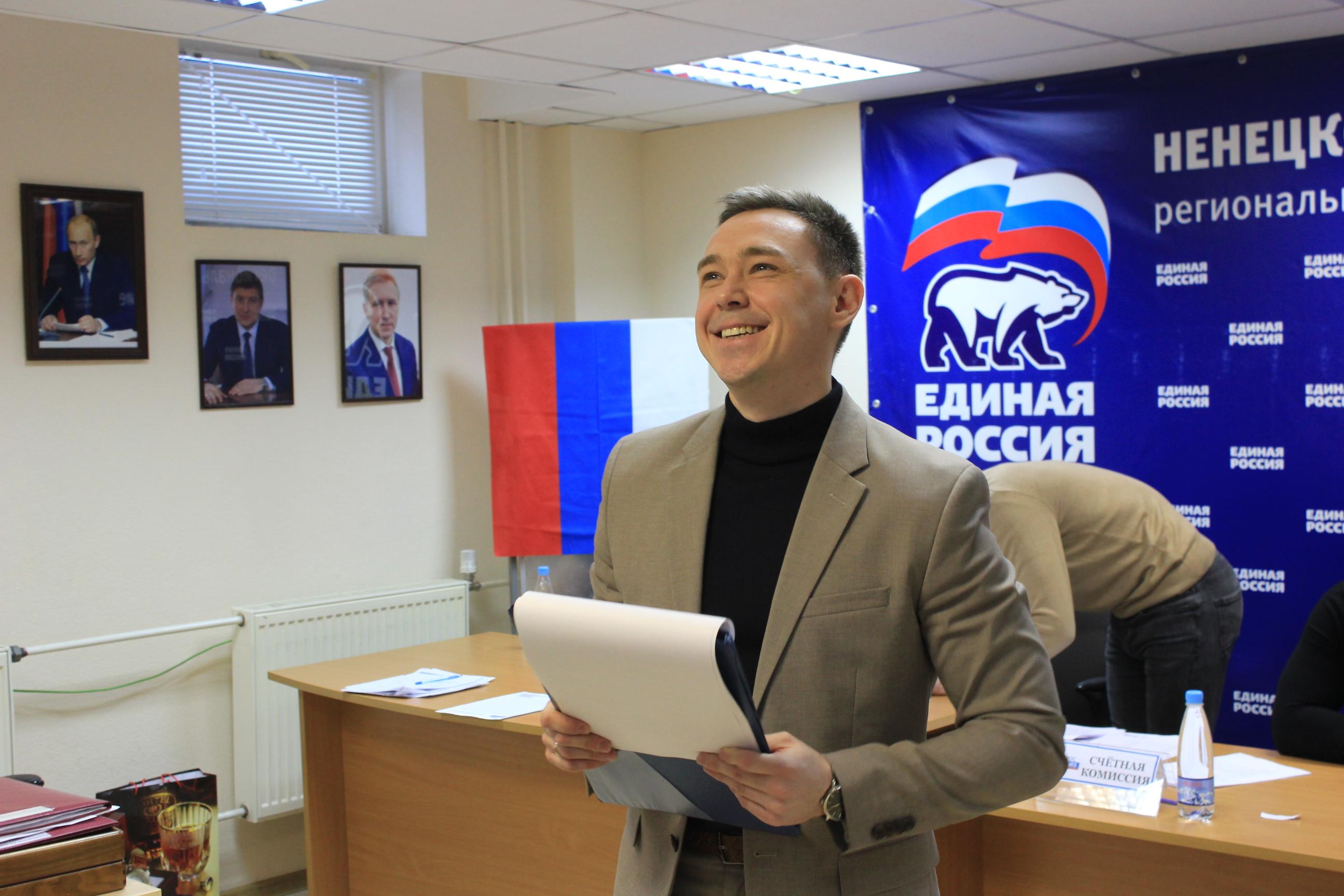 Алексей Савенков умеет создать дружелюбную и непринужденную обстановку