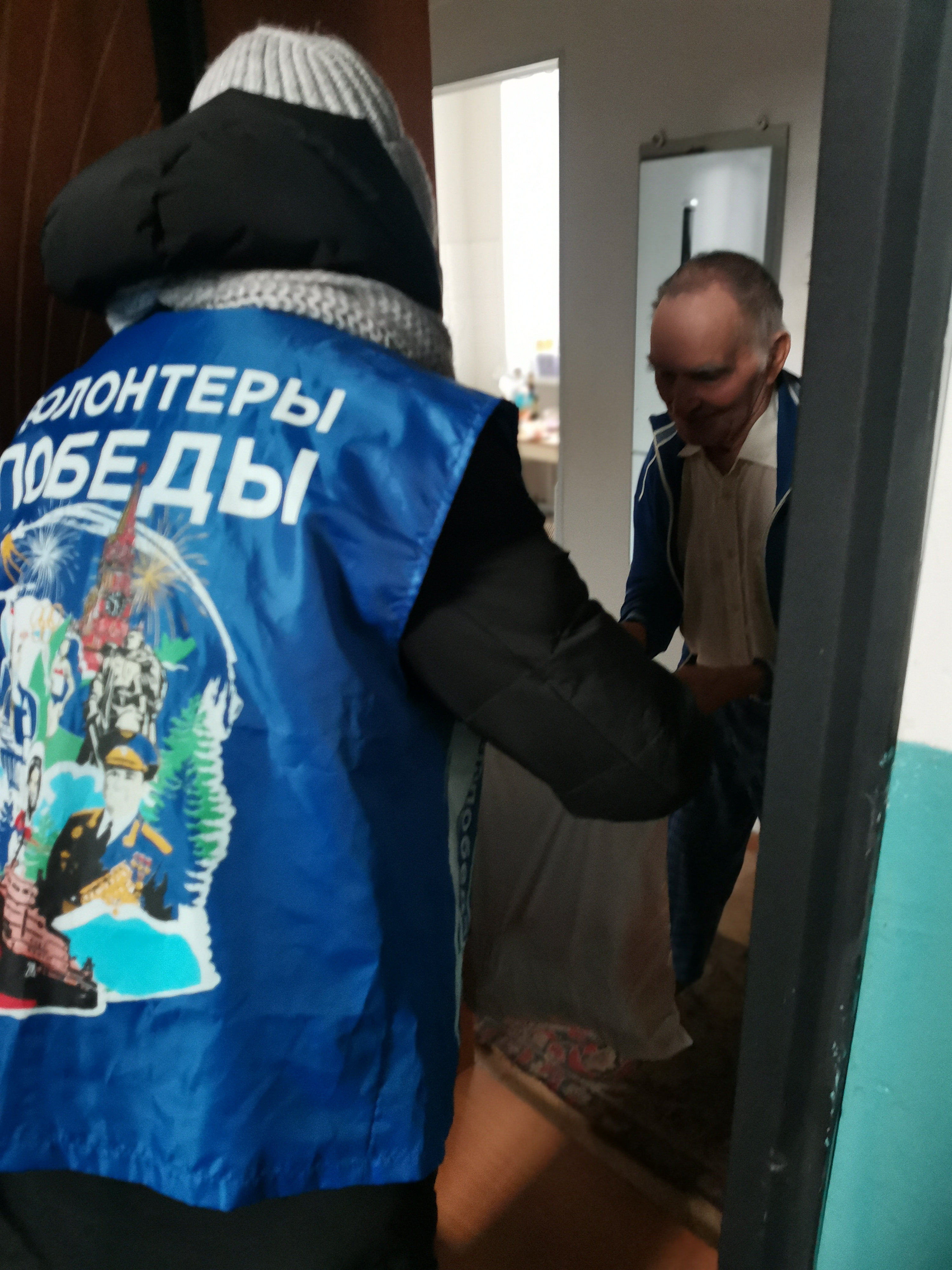 г.Томск, Дерябин Владимир Семенович