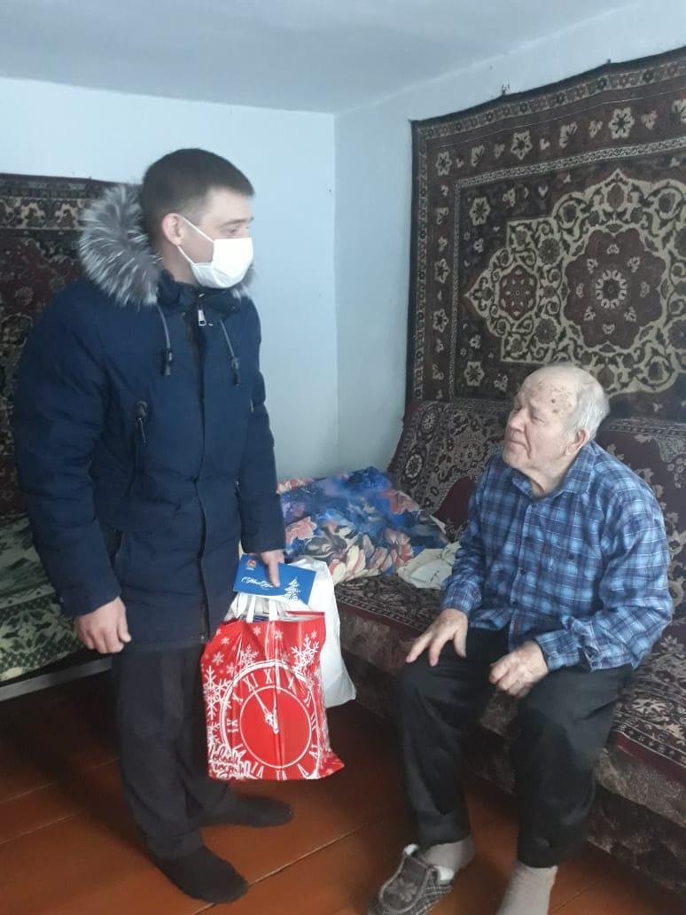 Молчановский район, Головещенко Александр Иванович