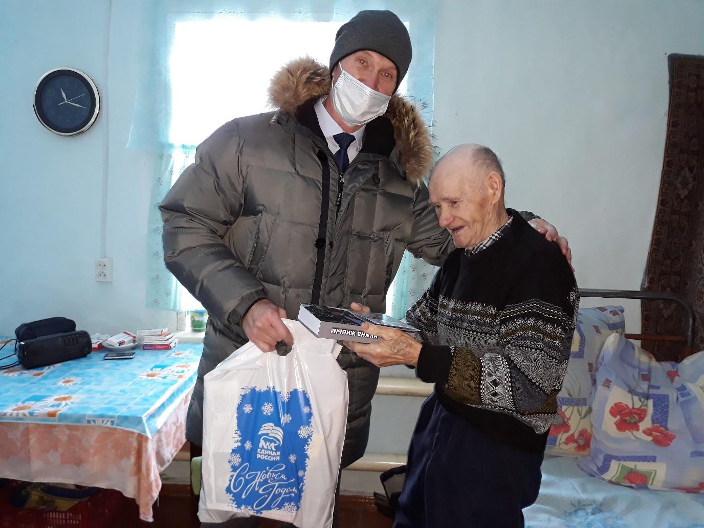 Шегарский район, Ревенчук Николай Сидорович