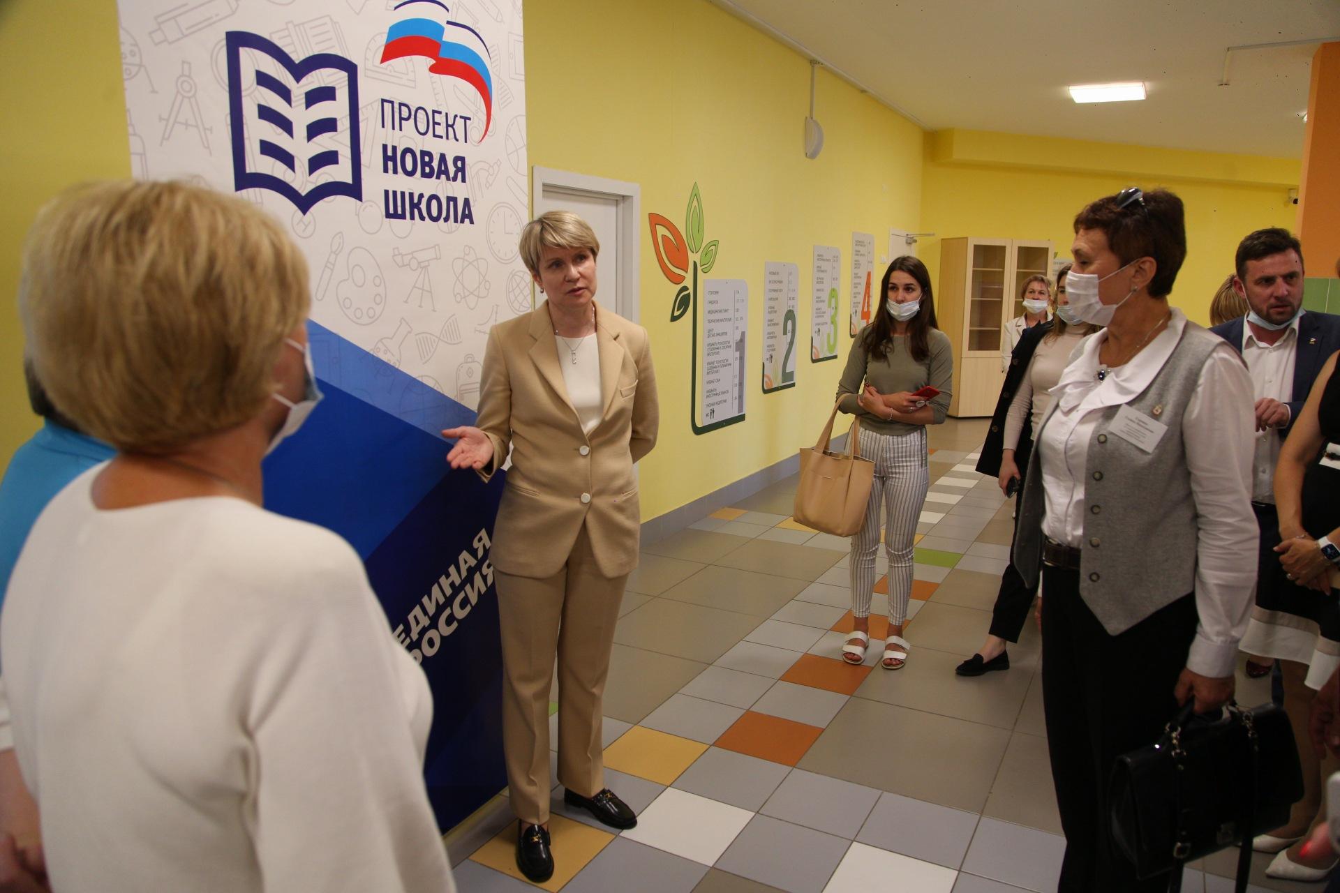 Поездка Елены Шмелевой в Нижегородскую область